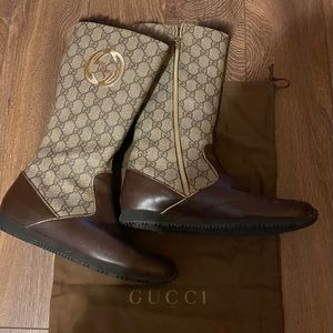 Authentic Gucci Boots⭐️Open to Offers⭐️